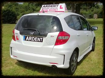 Ardent Driving School 01256 862 861